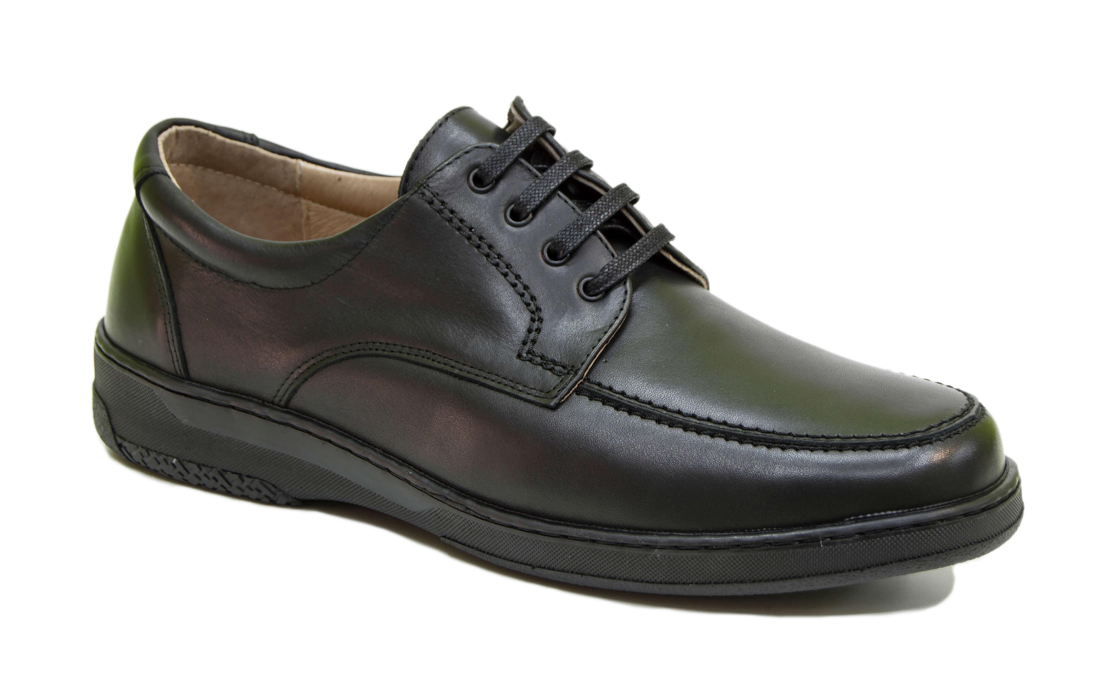 Zapatos negros vestir