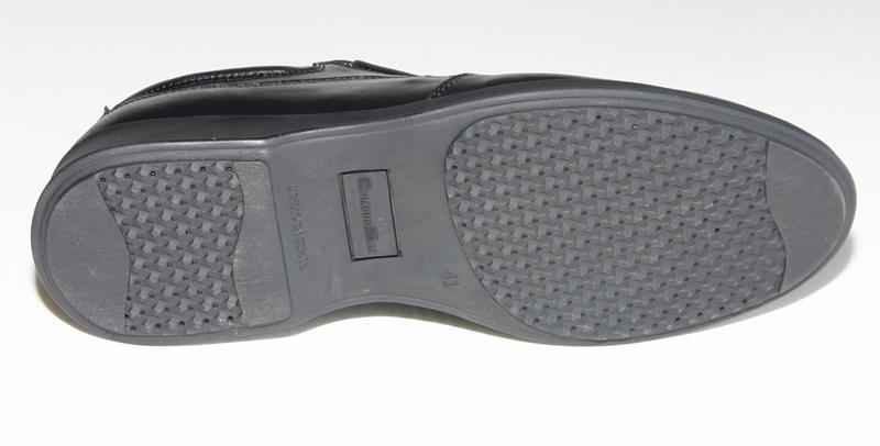 Zapatos negro de vestir 7703