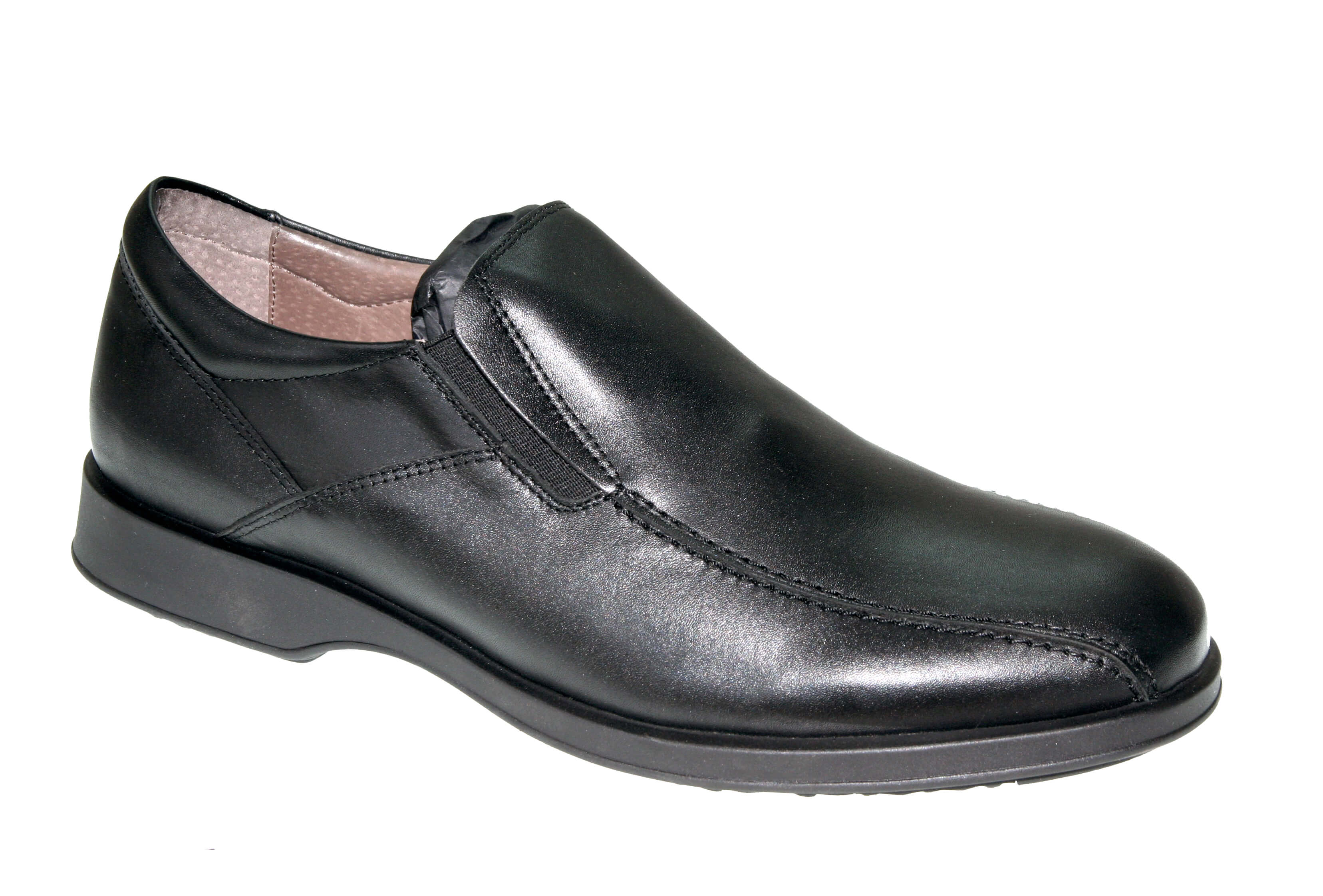 Zapatos anatomicos hombre 7706