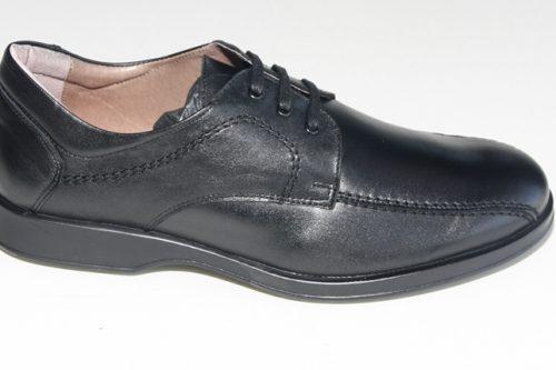Zapatos negros Primocx 7707