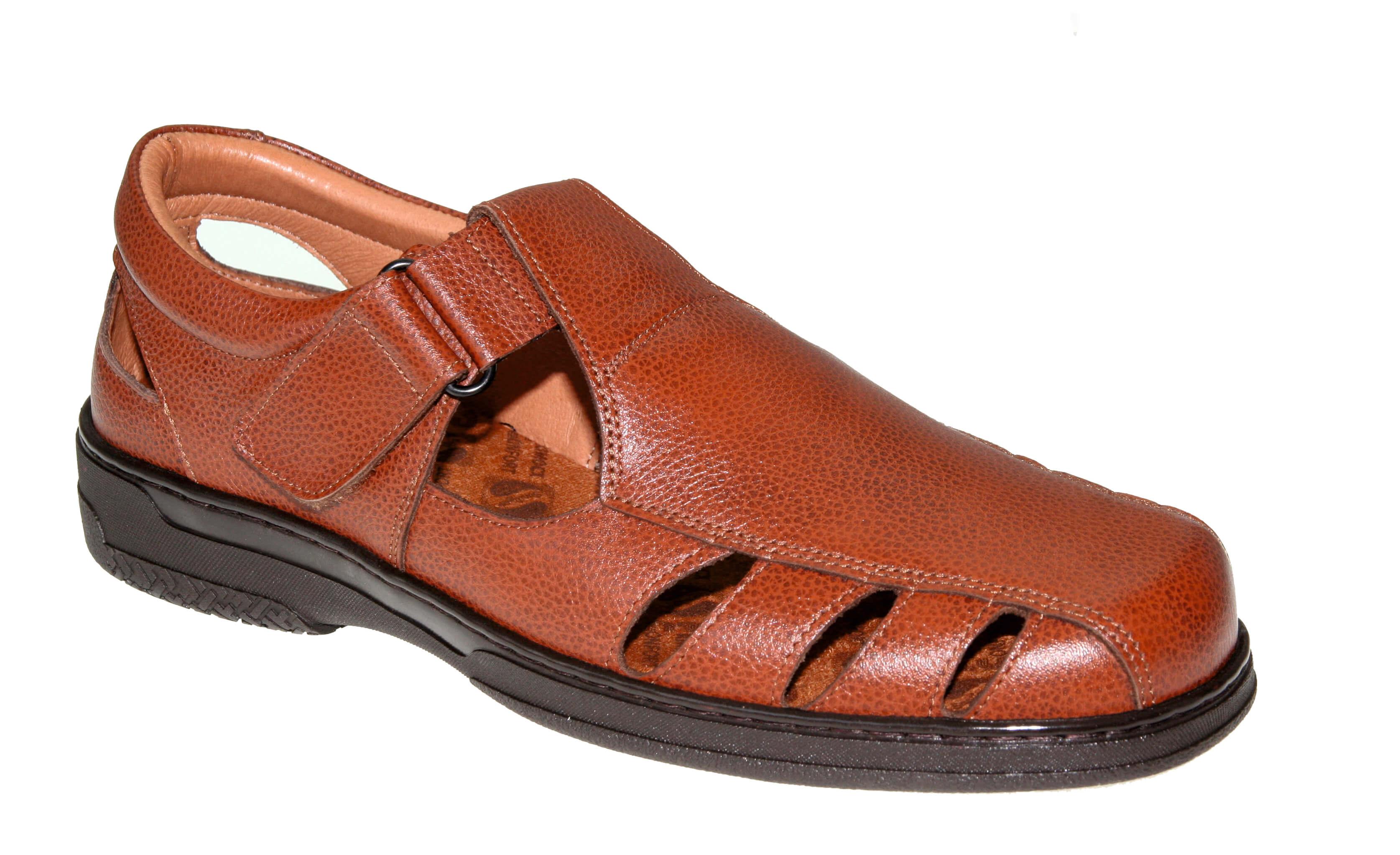 sandalias comodas piel para vestir