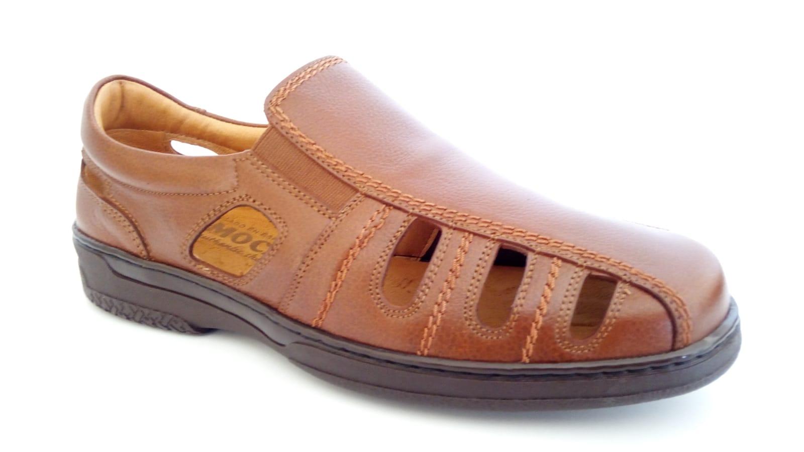 Sandalias de vestir de hombre